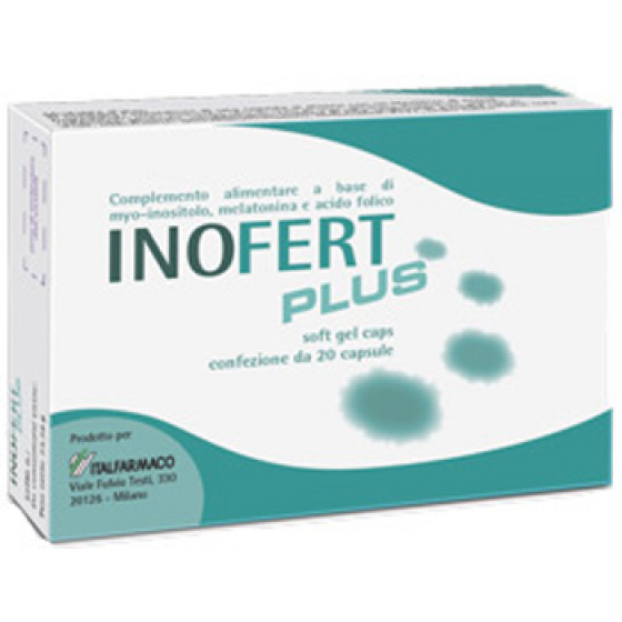 Inofert Plus 20 Capsule Softgel-933787095-20