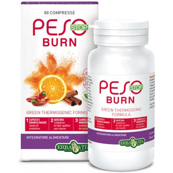 Peso Stop Burn 80 Compresse-974103158-21