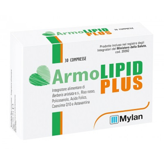 Armolipid Plus 30 Compresse-942869773-21