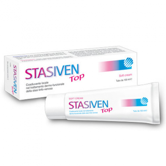 Infarma Stasiven Crema Top Soft Sindrome Varicosa 100Ml