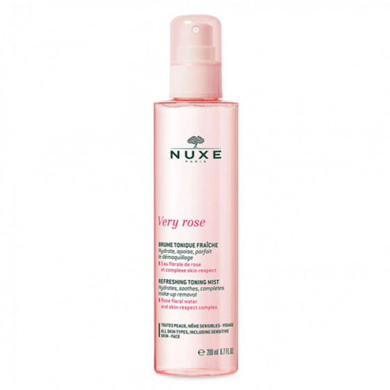 Nuxe Very Rose Brume Tonique 200Ml-979407020-22