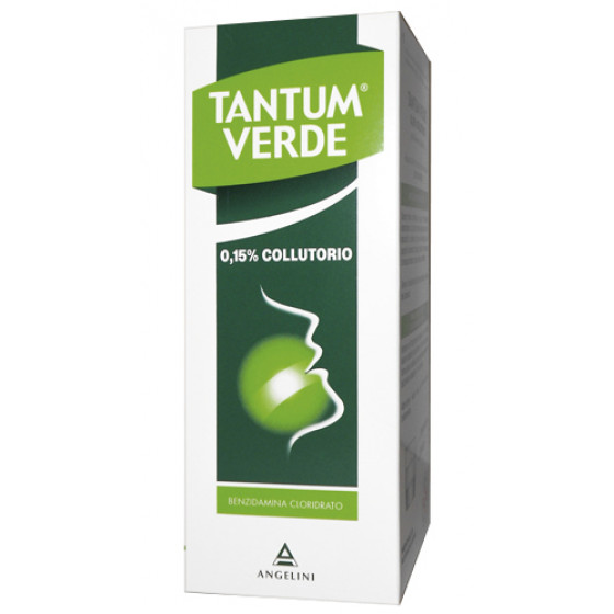 Tantum Verde Collutorio 240 Ml 0,15%-022088076-20